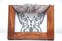 Ramka na zdjęcie z aniołkiem