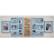 Multirama Galeria Ścienna ramki na zdjęcia szer. 170 cm