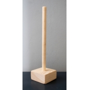 Cokół drewniany do figur
