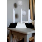 Geometryczny świecznik