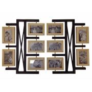 Multirama z drewna Ramka na zdjęcia 10x15
